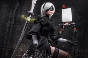 Nier_automata___2b_cosplay_by_fenix
